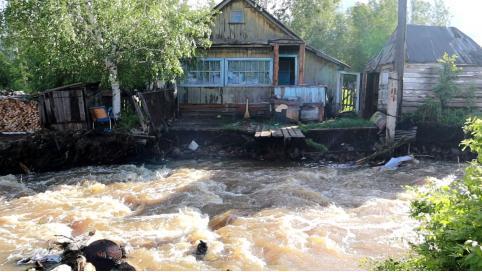 Правительство РФ выделило Забайкалью 4,3 млрд рублей на ликвидацию последствий паводков