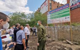 Губернатор Забайкалья находится в Краснокаменске в рамках рабочей командировки