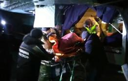 Вертолеты санавиации доставили в Читу 6 пострадавших в ДТП