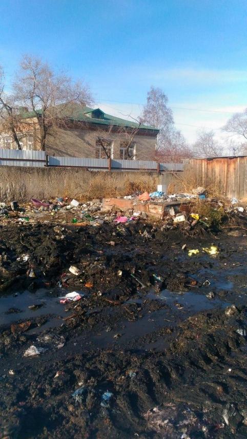 Несанкционированные свалки продолжают убирать в Чите