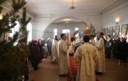 Божественная литургия в честь Рождества Христова состоится в ночь с 6 на 7 января в Чите