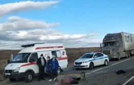Четыре человека пострадали в ДТП в Улетовском районе