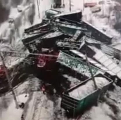 ЗабЖД восстановила движение поездов после схода вагонов на станции Ангарич