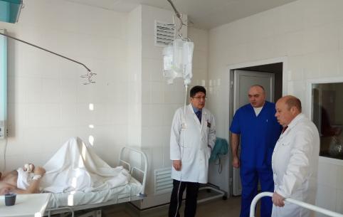 Более 100 человек госпитализировали на новогодних каникулах в Чите