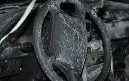 Тело краснокаменца обнаружили в сгоревшей машине в Приаргунском районе