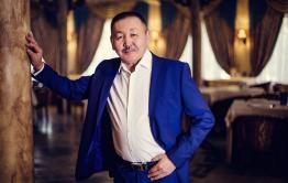 Юбилей празднует глава Забайкальской региональной общественной организации бурят Эрик Сангин