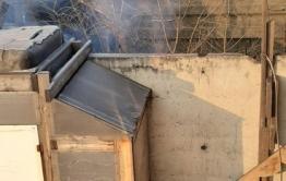 Угольный ад - «Гортоп» продает уголь прямо в жилом секторе на улице Вокзальной в Чите
