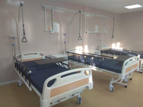 В Антипихе откроется моностационар для COVID-больных