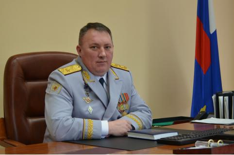 Следком возбудил уголовное дело по убийству главы забайкальского УФСИН