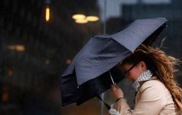 В Забайкалье снова объявили штормовое предупреждение