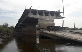 Каштакский мост снова рухнет?