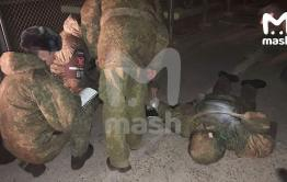 Госпиталь в ЗАТО Горный в котором проводят вскрытие погибших военных, закрыли для посещения