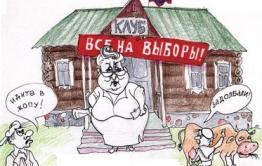 День шантажа: Дурой возмущен отсутствием анкет для опроса о работе власти и сомневается в выборах