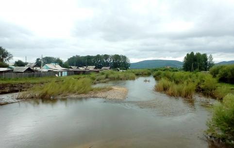 Рост уровня воды ожидается на пяти реках Забайкальского края