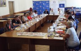 Забайкальский Фонд социального страхования провел круглый стол о трудовой реабилитации пострадавших на производстве