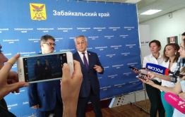 Жамсуев вознамерился отправить Забайкалье в «зону РД»