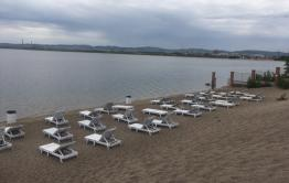 Завтра закроется пляж на Кеноне