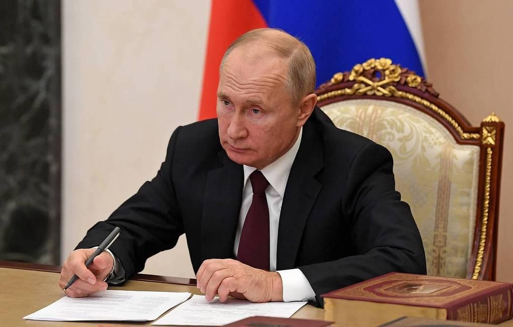 Президент России провел кадровые перестановки в Правительстве