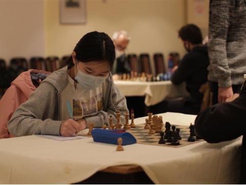 Юная шахматистка из Забайкалья стала абсолютной чемпионкой международного турнира в Белграде