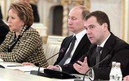 Путин, Матвиенко и Медведев, вероятно, прилетят в Забайкалье