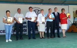 Победителями первой выставки сельхозживотных стали Могойтуйский Гэрэл и Нерчинский конезавод