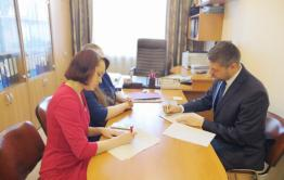 Осипов идет на выборы в качестве самовыдвиженца