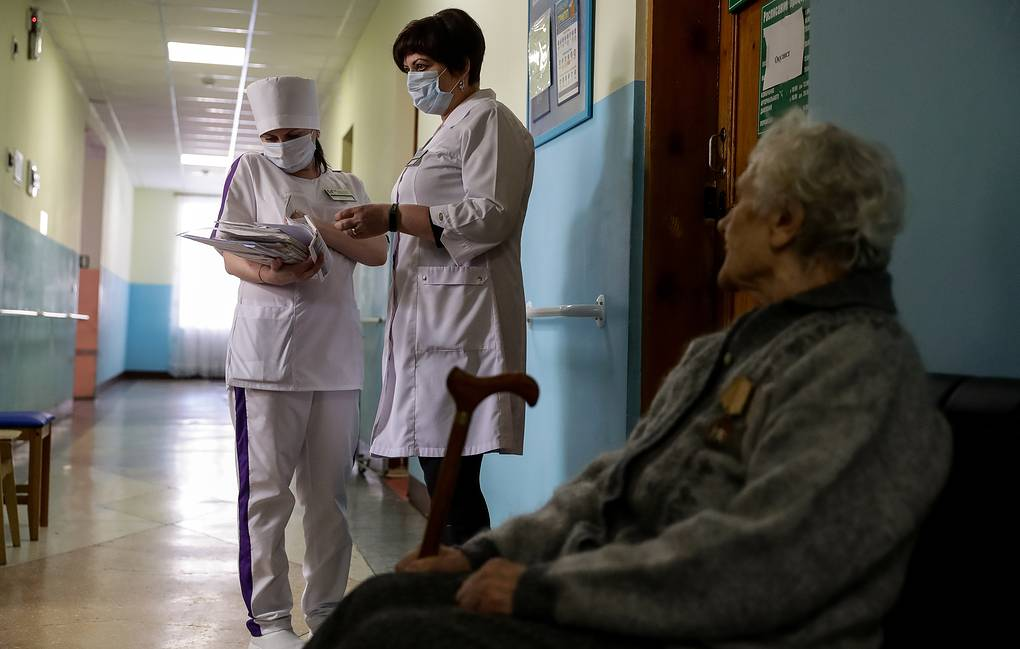«Вечорка ЦУР»: Пенсионерку в Карымском районе принял врач-терапевт после публикации «Вечорки»