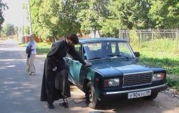 В Карымской у настоятеля местной церкви угнали «Жигули»