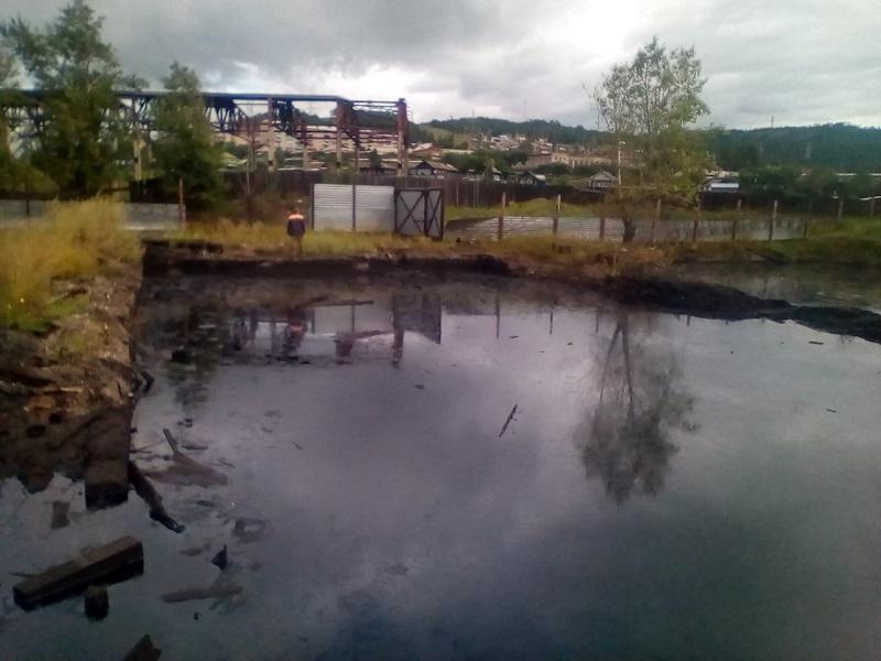 Дарасунцы пошли в прокуратуру из-за заброшенного битумного поля