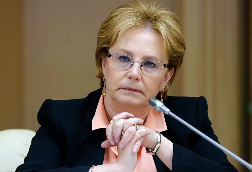 Министр здравоохранения РФ прибыла в Читу с рабочим визитом