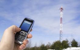 Сотовые операторы не планируют расширять зону обслуживания в Калганском районе