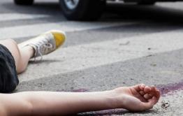 Подростка сбили около Дорожной больницы в Чите