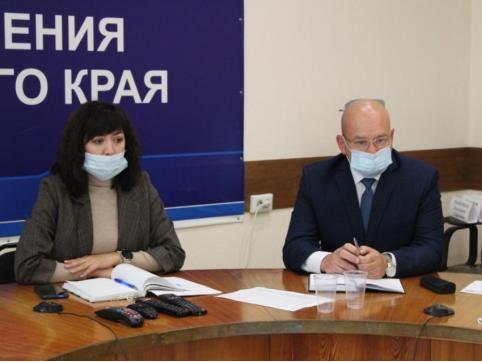 Назначен первый замминистра здравоохранения Забайкалья