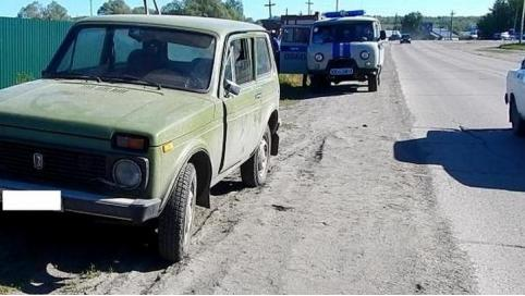 В Красночикойском районе горе-угонщик выронил паспорт на месте преступления