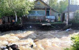 Наводнение 2021: два забайкальских села по-прежнему остаются отрезанными от мира