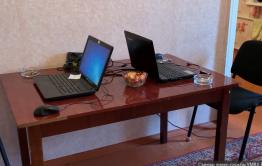 В Чите полицейские накрыли подпольный игорный клуб в арендованной квартире (видео)