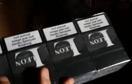 Читинец хранил в своем гараже свыше 17 тысяч пачек поддельных сигарет (видео)