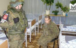 Шамсутдинов сразу сдался группе «Антитеррор»