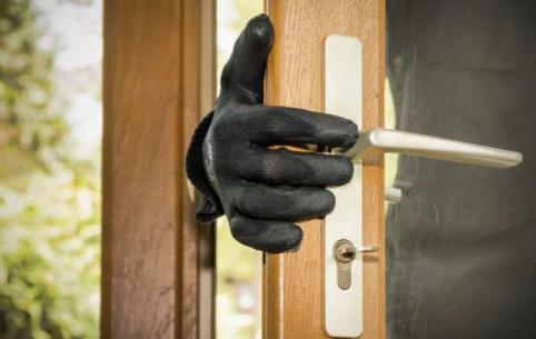 Алекзаводчанин задержал домушника в своем доме