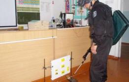 15-летний школьник из села Смоленка сообщил о