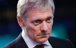 Пресс-секретарь Путина Дмитрий Песков заразился COVID-19
