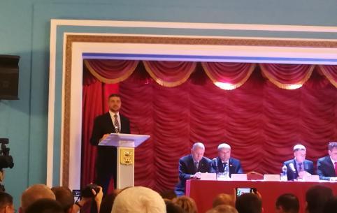 Осипов — муниципалитетам: Мы — команда, которой поднимать край