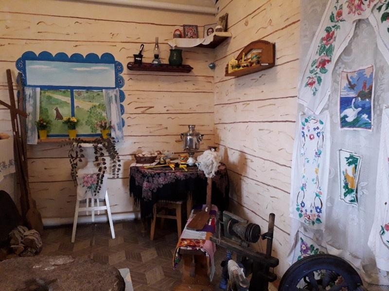 Дом муз в забайкальском селе
