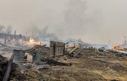 (ОНЛАЙН) Все, что известно о пожарах в Забайкалье