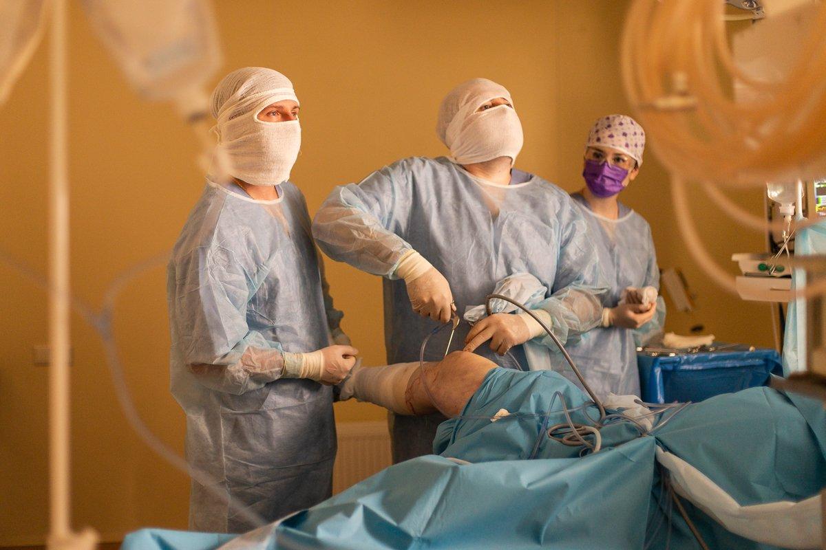 Как проходит операция по удалению мениска?