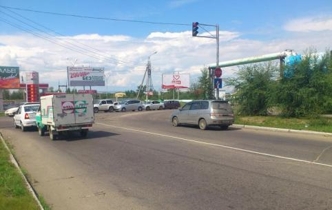 Когда закончатся пробки на Белика-Крымской?