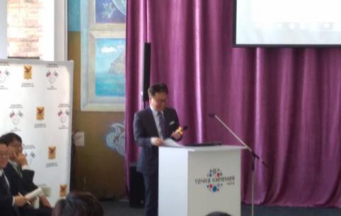 Представитель корейского бизнеса пообещал способствовать узнаванию Забайкалья в Корее