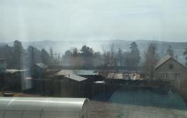 Лес горит в районе Атамановки и Смоленки