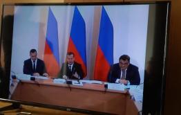 Что сказал и пообещал премьер-министр Медведев забайкальцам?