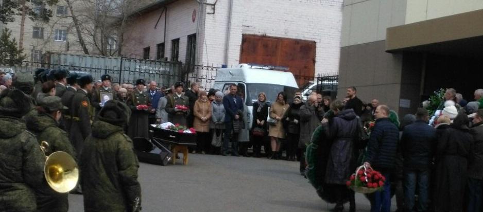 Последний мост сожжен: Забайкалье простилось с Сергеем Трофимовым